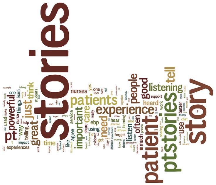 #WeNurses 25/09/2014 Patient Stories