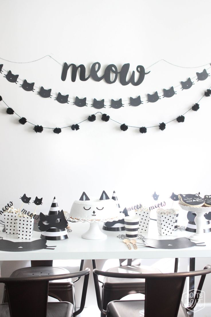 Best 25 kitten party ideas on pinterest kitty party for Decoration goods