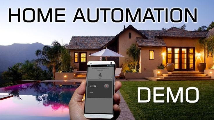 Android Home Automation Demo | Voice + NFC (I have got to do this. So Cool!)