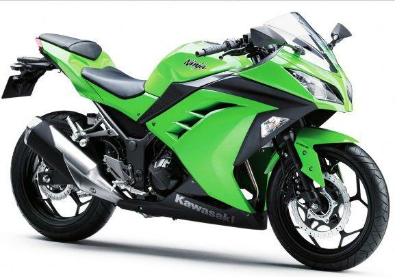 Kawasaki Ninja 300R bookings starts in India