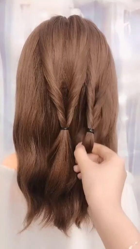Hairstyles Tutorials Compilation 2020 New Hairstyles For Long Hair Videos Hairstyles Tutorials Compilation In 2020 Long Hair Styles Hair Tutorial Hair Videos