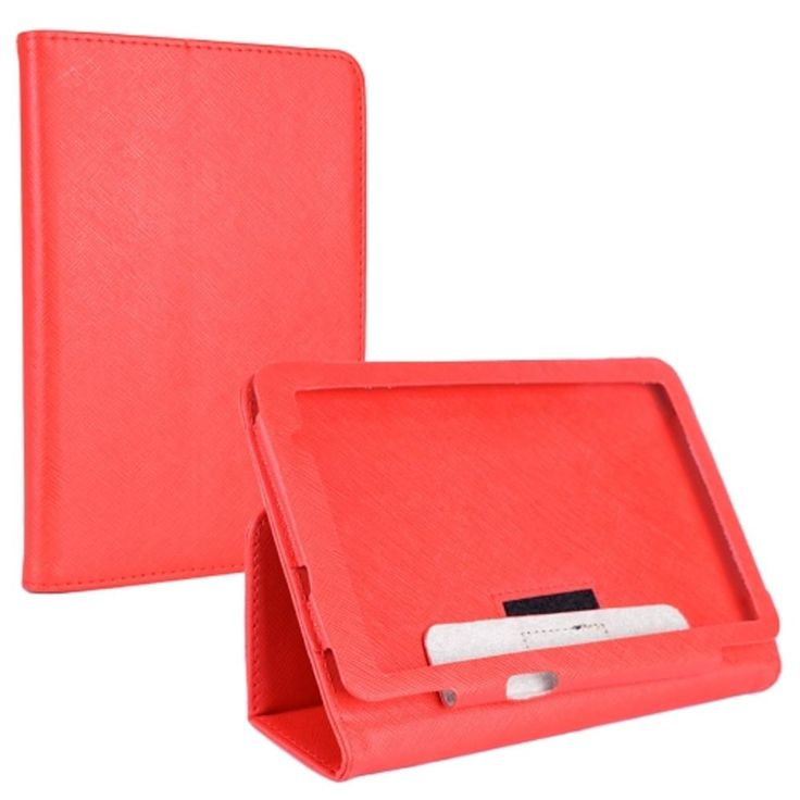 Digital2 ACC700A-RD 7 Protective Case - Fits 7 Tablets (Red)