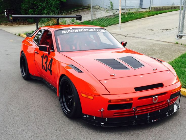 Porsche 944 race car