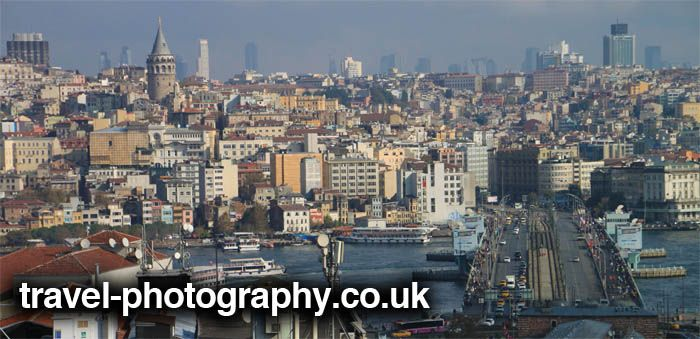 View of Istanbul from the Bazaar