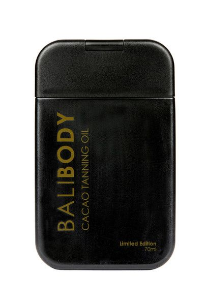 Bali Body Cacao Tanning Oil