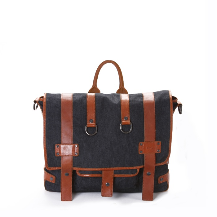 VIDA Statement Bag - Natural Archaic Rust by VIDA Lmlx6