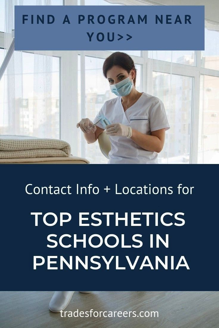 Coverestheticians Tradestheticians Tradesforcareers Pennsylvania Estheticians Information Esthe In 2020 Esthetician School Trade School Best Cosmetology Schools