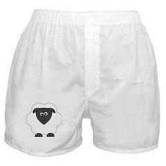 Sheep Boxer Shorts