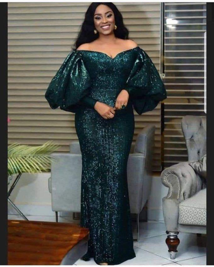 2019 2020 African Lace Designs Dresses Cutest Aso Ebi Styles African Party Dresses African Print Fashion Dresses African Lace Styles