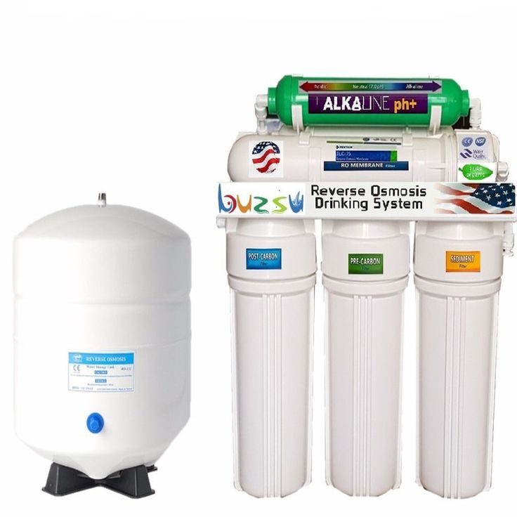 Buzsu Arıtma 6 Aşama +Alkalin Su Arıtma Cihazı USA filtreli – Bartın Zonguldak Su Arıtma Cihazları Satış Servis
