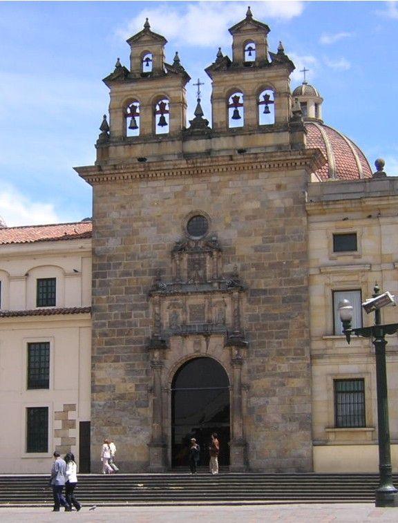 Capilla del Sagrario de la Catedral Primada. Bogotá