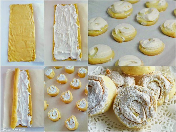 Прежде чем вы начнете выпекать печенье, выложите сливочное масло и яйца из холодильника и оставьте их при комнатной температуре.   Тесто:...