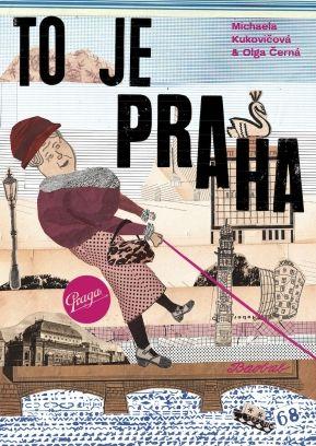 To je Praha | české ilustrované knihy pro děti | Baobab Books