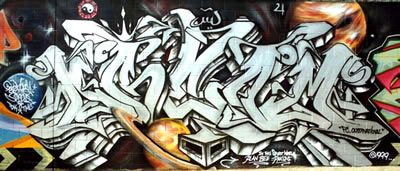 10 of the Best Graffiti Writers in the World. Style Masters.   Java+++