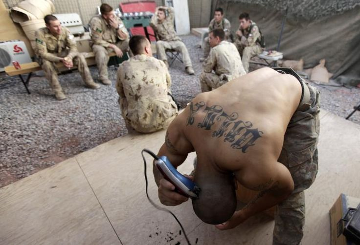 New Army Tattoo Policy