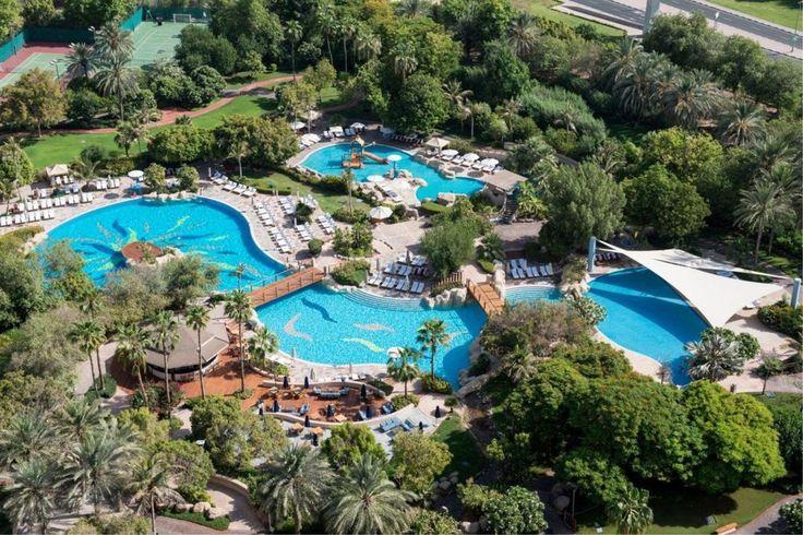 Hotel Grand Hyatt Dubai, UAE - Booking.com