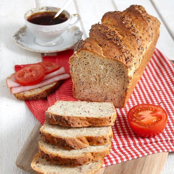 Kalljäs dessa goda linfrölimpor över natten så kan du servera nygräddat bröd till frukost.