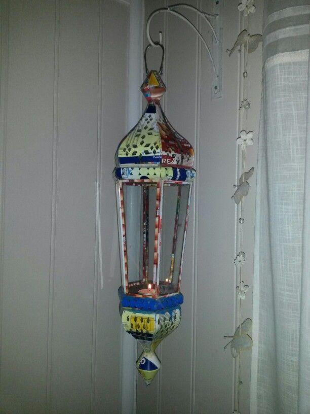 Lampe fra Indiska <3