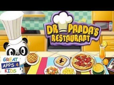 Dr. Panda's Restaurant | Cooking Game App for Kids