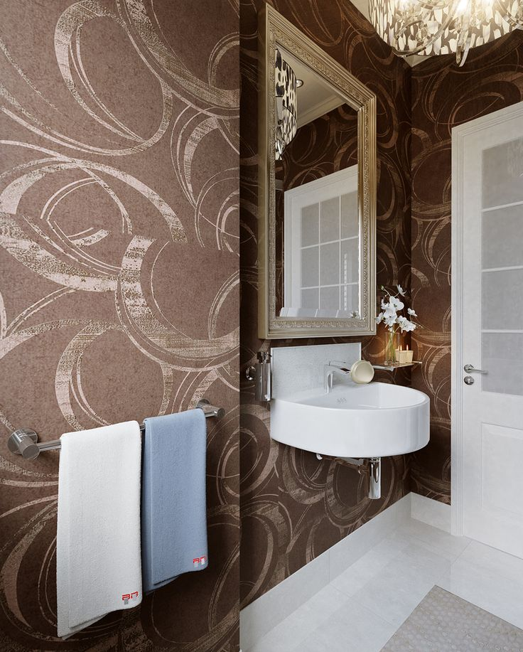 A Guest Bathroom should boast many creature comforts, while still showcasing oodles of on-trend glamour. Majority of the time, a guest bathroom is quite space restricted, but this doesn't mean is shouldn't be big on style.