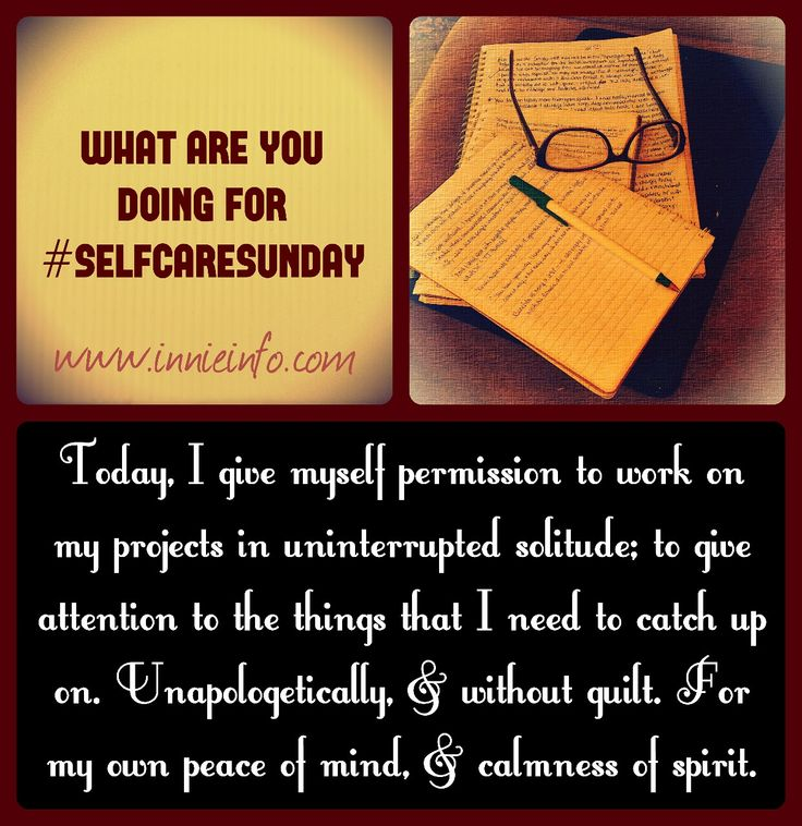 So, it's #SelfCareSunday here again today!!  What are you doing for #selfcare today? How are you going to #LoveYourself #takecare of yourself and #lookafter your #needs or #wants? ❔❔❔ Remember, you...