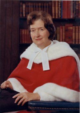 Bertha Wilson became the first women to sit on the Supreme Court in 1982. This changed Canadian lives as it made people start to think of women as equals.