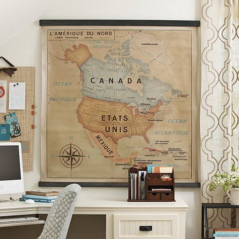 L'amerique School House Map #celebrateballard