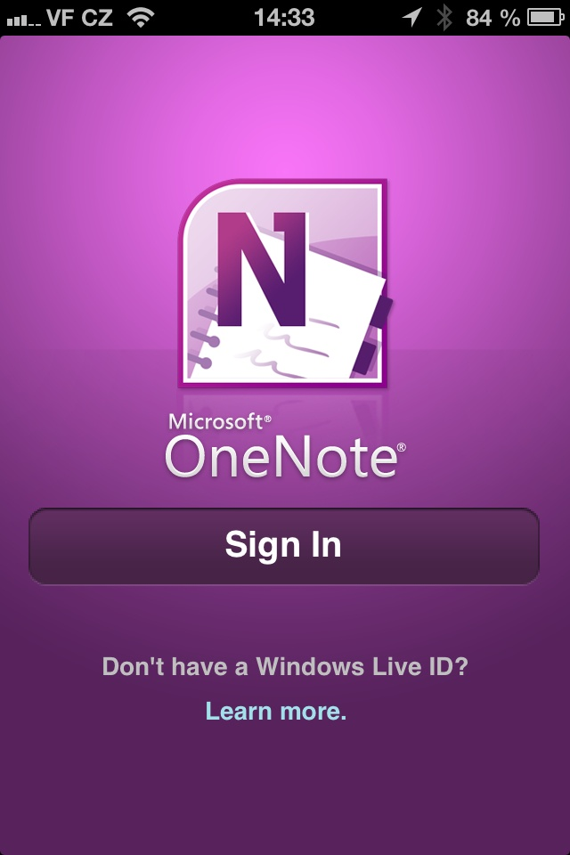 how to open one note with onenote 2013 from web