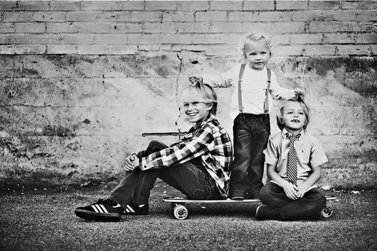 3 handsome boys » Simplicity Photography @Danielle Parks I think we could do this with your boys