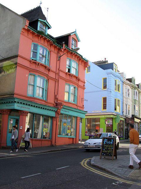 Brighton. Shopping Paradise!