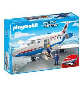 City Action Passagierflugzeug 5395