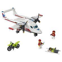 LEGO City - Avião-Ambulância