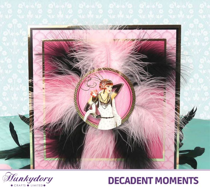 Decadent Moments - Hunkydory
