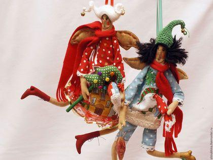 Ангел.Ангелы.Новогодний ангел.Рождественский ангел.Недорогой подарок.Подарок на новый год.Что подарить на новый год.Подарок подруге.Новогодний интерьер.Куклы и игрушки ручной работы.