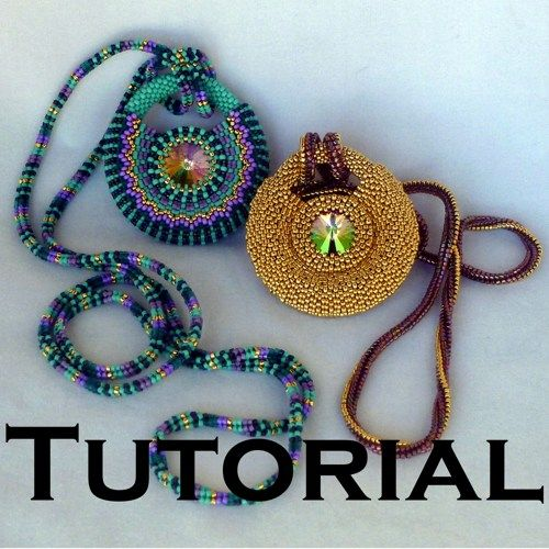 TUTORIAL The Padlock Pendant with RopeMikki Ferrugiaro, Beads Tutorials, Beadwork Jewelry, Beads, Beads Work, Beads Stuff, Jewelry Beadwork, Beading Inspiration, Jewelry Beads