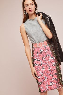 54fa6238a10d Shop the Byron Lars Cosmopolitan Pencil Skirt at Anthropologie today. Read  customer reviews, discover product details and more.