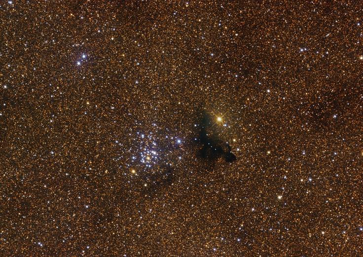NGC 6520  (by Robert Gendler )