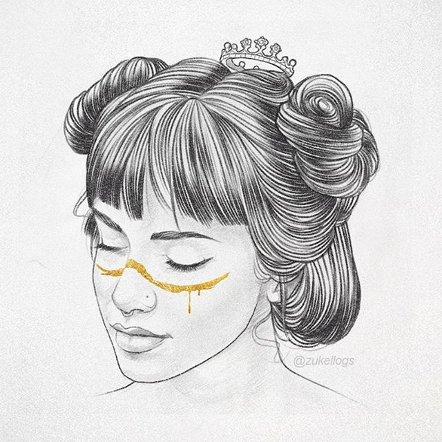25+ best ideas about Drawing Hairstyles on Pinterest ...