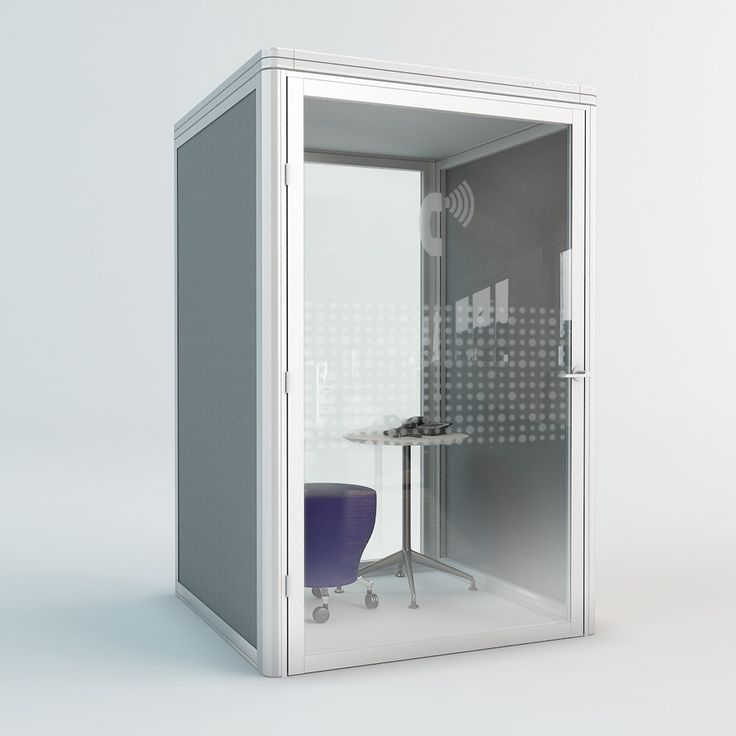 Phone booth  http://www.apresfurniture.co.uk/media/catalog/product/cache/1/image/9df78eab33525d08d6e5fb8d27136e95/p/h/phone-booth-04.jpg