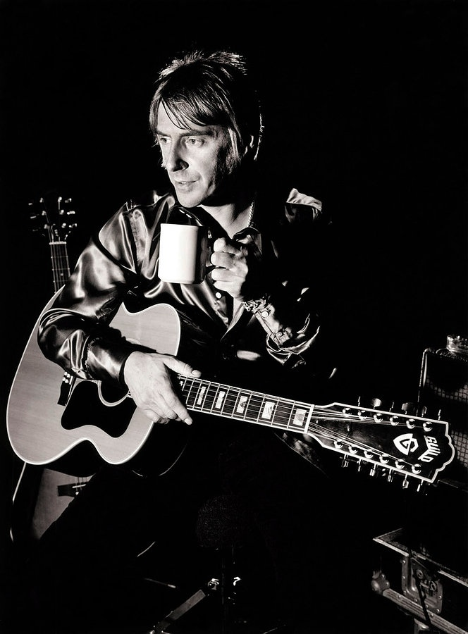 Paul Weller - cuppa for the master