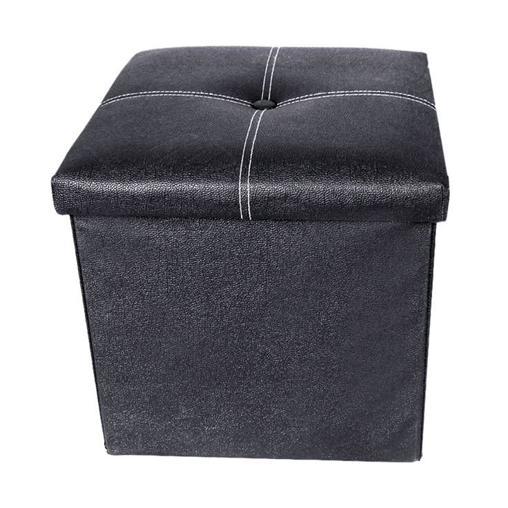 Foldable Black Storage Ottoman, 19.6% discount @ PatPat Mom Baby Shopping  App | Deals | Pinterest | Babies, Ottomans and Storage - Foldable Black Storage Ottoman, 19.6% Discount @ PatPat Mom Baby