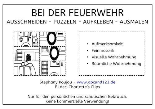 cut & paste puzzle free