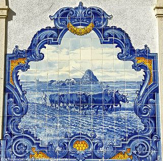 Estação Ferroviária de Vila Franca de Xira - Portugal | Flickr - Photo Sharing!