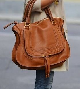 Chloe Bag- Marcie I would give my right arm for this bag, only because I tend to carry bags on my left : )