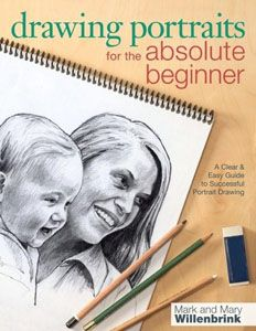 Drawing Portraits for the Absolute Beginner #drawing #art