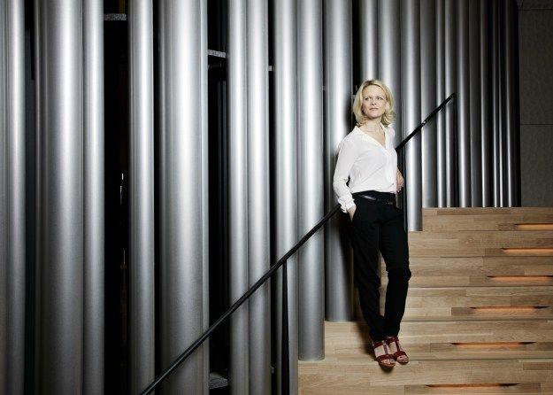 Sarà Iveta Apkalna la madrina di Mein Schiff 6 ad Amburgo
