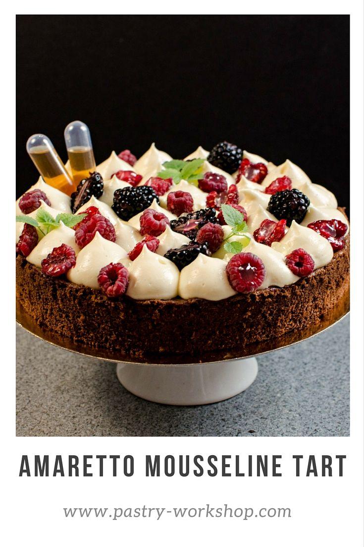 Recipe for amaretto fruit cake