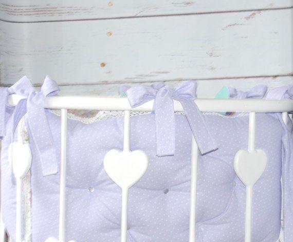 Crib bumper baby bedding baby cot bumper baby