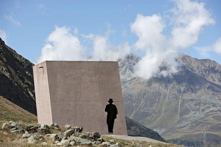 Schmuggler, Moso In Passiria, 2011 - Werner Tscholl, Architekt