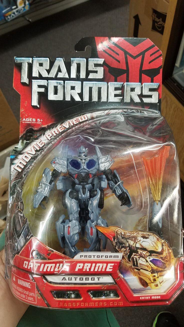 Protoform Movie Optimus Prime